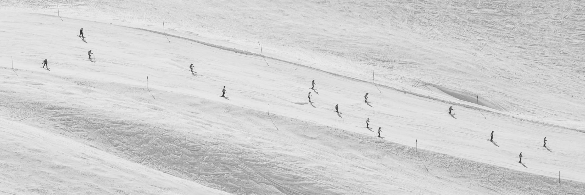 Arlberg Ski resort