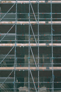 Germany, North Rhine-Westphalia, Cologne, Cologne Cathedral, restoration, facade, scaffolding