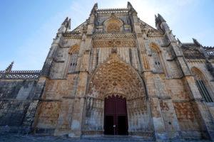 Europe, Portugal, Centro Region, Batalha, Mosteiro da Batalha, Dominican Monastery in Batalha, Monastery Church