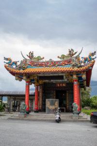 Tempel Hualien, Taiwan