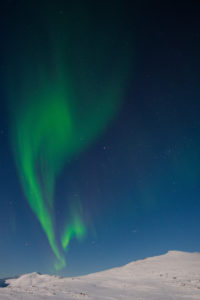 Europe, Norway, Troms, Northern Lights