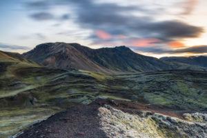 Europa, Island, Unterwegs im Hochland