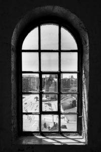 Europa, Deutschland, Hansestadt Hamburg, Fenster der Kontorhäuser