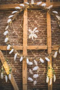 Indian wedding, wall decoration, dream catcher