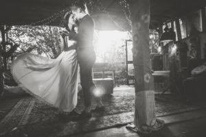 Alternate bridal couple with wedding dance