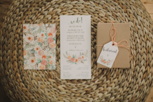 Alternative wedding, invitation, present,