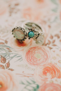Alternative wedding, ring
