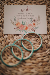 Alternative wedding, invitation, jewellery, bangles