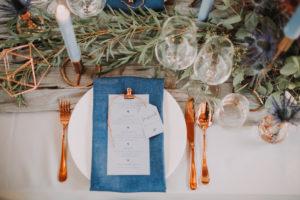 Wedding, table decoration, detail, place card, menu card,
