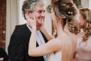 Hochzeit, Braut, Senior, Umarmung,