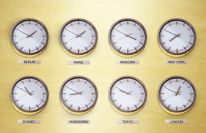 Clocks, metropolises, international, Times, different,   Wall clocks, timers, eight, hangs, side by side, among each other, world time, time-lag, ad, time, time ad, comparison, quietly life, interior,