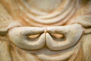 buddha-figure, detail,