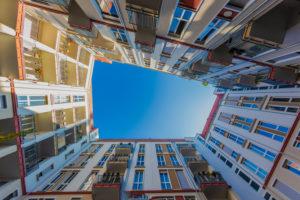 Residential houses in Berlin