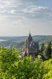 Deutschland, Nordrhein-Westfalen, Bad Honnef, Schloss Drachenburg