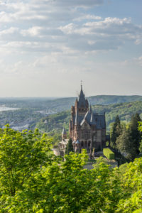Germany, North Rhine-Westphalia, Bad Honnef, Drachenburg Castle
