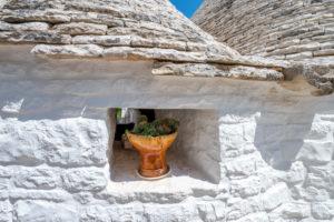 Alberobello, Bari province, Salento, Puglia, Italy, Europe.