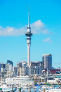 Auckland Skyline, Auckland, Nordinsel, Neuseeland
