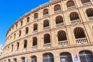 Bullring, Valencia, Comunidad Autonoma de Valencia, Spain