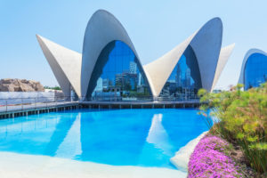 The Oceanographic Aquarium, City of Arts and Sciences, Valencia, Comunidad Autonoma de Valencia, Spain