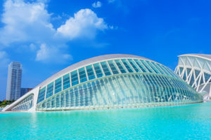 City of Arts and Sciences, Valencia, Comunidad Autonoma de Valencia, Spain, Europe