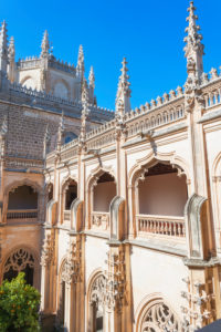 San Juan de los Reyes monastery,Toledo, Castilla La Mancha, Spain