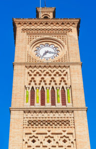 Clocktower,Toledo, Castilla La Mancha,Spain