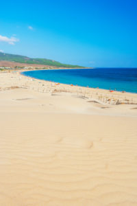 Bolonia Beach, Bolonia, Cadiz, Costa de la Luz, Andalusia, Spain