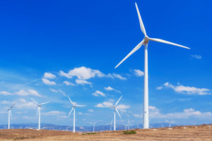 Windmills, Tarifa, Costa de La Luz, Cadiz Province, Andalusia, Spain, Europe