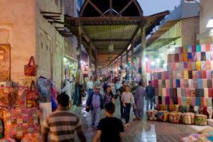 Dubai Souk / market