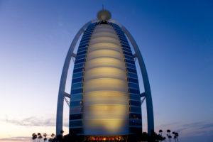 Burj al Dubai, 7 star luxury hotel