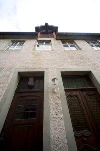 Germany, North Rhine-Westphalia, Warendorf, 18th century town house, late Baroque