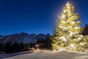 Christmas mood at Arosa
