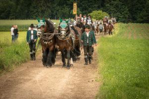 Pilgrimage, Leonhardiritt, Holzhausen