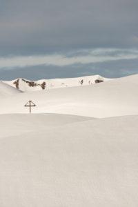 Schneelandschaft Winter