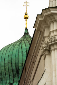 Passau, Niederbayern, Fassade, Stephansdom