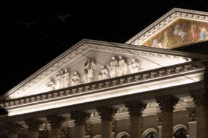 Bavarian State Opera, Munich, Bavaria