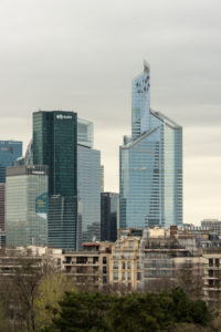 Frankreich, Paris, Stadtansicht, moderne Architektur