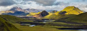 Tindfjallajökull, Fjallabak, South Iceland, Iceland