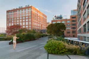 The High Line Park, Manhattan, New York City, New York, USA