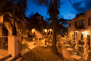San Andrés, palms, island La Palma, Canary islands, Spain