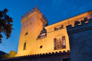 Castell de Son Mas, Andratx, Majorca, the Balearic Islands, Spain