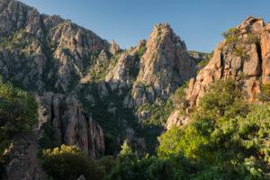 Calanques de Piana, Corsica, France