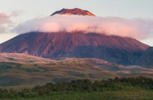 Mount Ngauruhoe, Tongariro Nationalpark, Manawatu-Manganui, Nordinsel, Neuseeland, Ozeanien