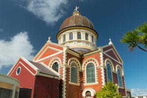 St. Mary's Basilica, Invercargill, Southland, Südinsel, Neuseeland, Ozeanien