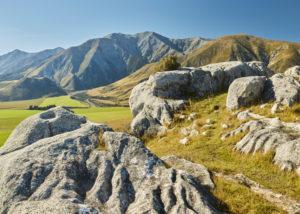 Castle Hill, Canterbury, Südinsel, Neuseeland, Ozeanien
