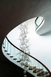 Cactus garden ( Jardin de cactus) designed by Cesar Manrique, Lanzarote, Canary Islands, Spain
