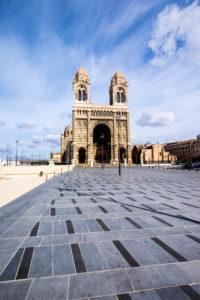 Cathédrale de la Major, Marseille Cathedral, Marseille, Département Bouches du Rhône, Région Provence Alpes Côte d'Azur, France, Europe