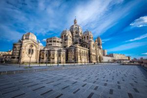 Cathédrale de la Major, Marseille  Département Bouches du Rhône, Région Provence Alpes Côte d'Azur, France, Europe