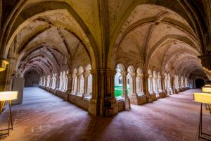 Das Hotel Castilla Termal Valbuena liegt in einem der besterhaltenen Zisterzienserklöster Europas. Sein Gebäude stammt aus dem 12. Jahrhundert