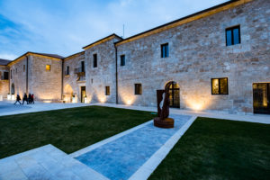 Hotel Castilla Termal Valbuena Monastery located in one of the best conserved Cistercian Monasteries in Europe its building dates from the XII century
